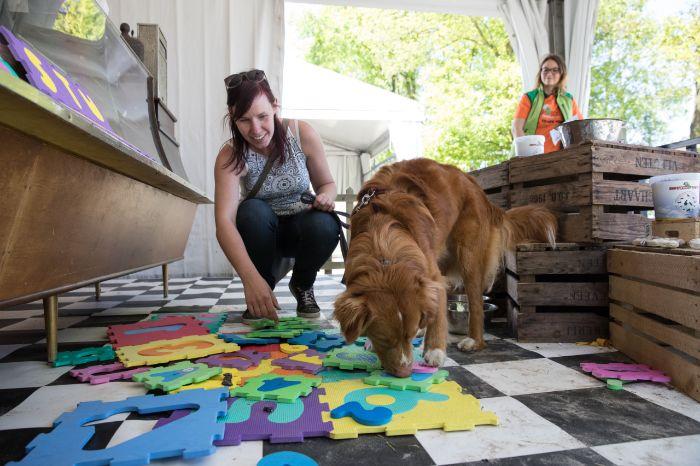 Escaperoom met hond